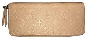 Louis Vuitton Tan Clutch