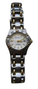 Eddie Bauer Eddie Bower two-toned watch