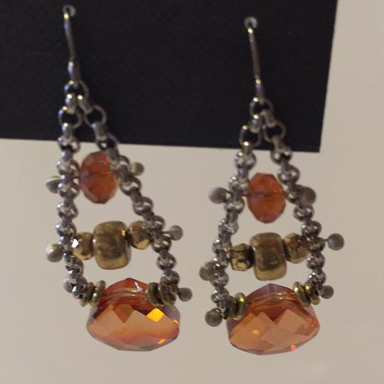 Diana Acuesta Designs Chain Drop Earrings Image 1