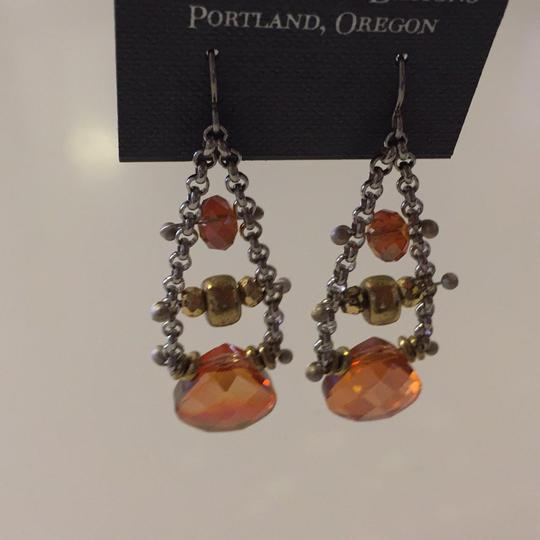 Diana Acuesta Designs Chain Drop Earrings Image 8