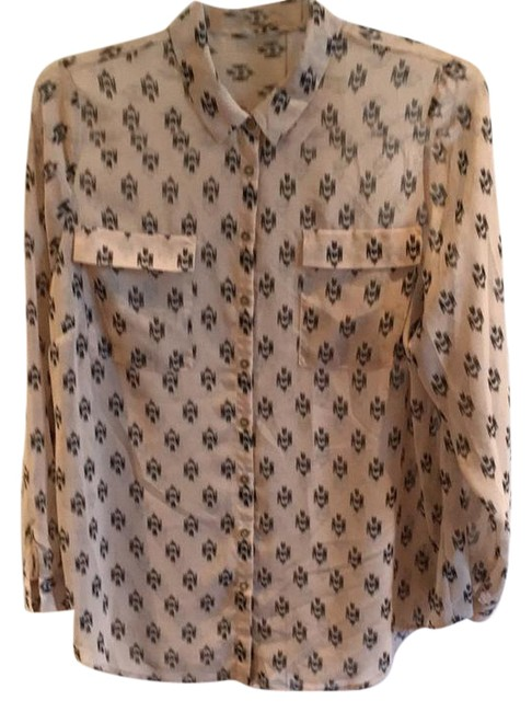 Preload https://img-static.tradesy.com/item/21536626/marks-and-spencer-blush-and-woman-blouse-size-16-xl-plus-0x-0-1-650-650.jpg