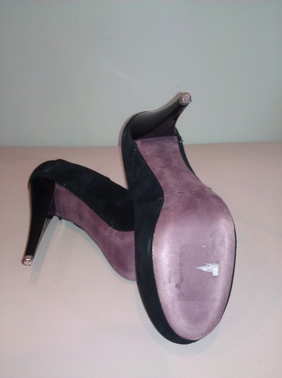 Nina Ricci Black Pumps Image 5
