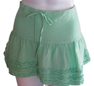 Juicy Couture Mini Skirt green
