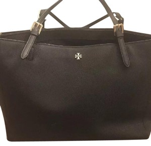 Tory Burch Lg Tote in Black