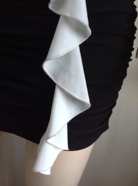 C.W. Designs Skirt Black Image 3