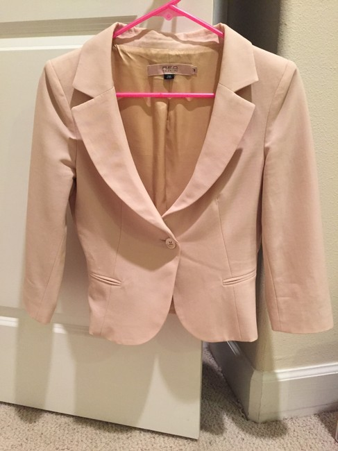 RED Valentino RED Valentino Cream Suit