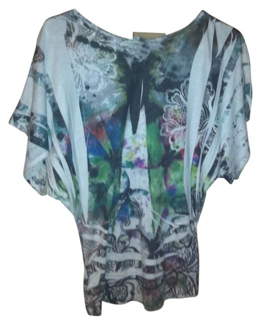 Maurices Top white/multi Image 3