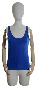Chico's Sleeveless Knit Top Blue