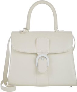 Delvaux Satchel in ALL White
