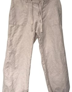 Gap Wide Leg Pants linen