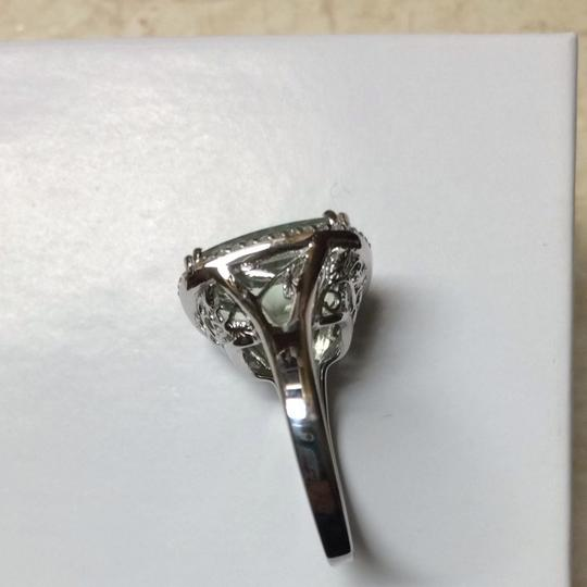 Other Green Amethyst Ring