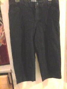 Lee Knickers Capris Capris Affordable Capris Affordable Capri/Cropped Denim-Dark Rinse