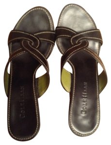 Cole Haan Dark Navy Sandals
