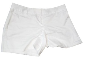 Express Cotton Casual Spring Summer Dress Shorts white