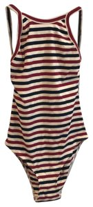 Capulet Top Multi (Red, White and Blue stripe)