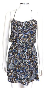 Scoop NYC short dress Multi-Color on Tradesy