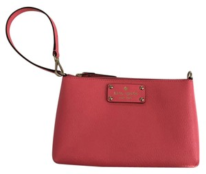 Kate Spade Wristlet in Bright Coral