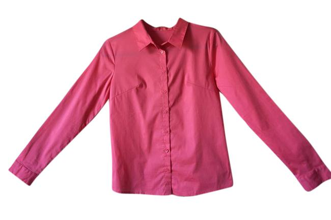 Preload https://img-static.tradesy.com/item/21540658/pink-button-down-top-size-4-s-0-1-650-650.jpg
