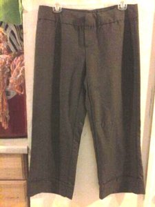 Mandee Dress Pants Knickers Plus Sise Pants Dress Pants Xl Capris Brown