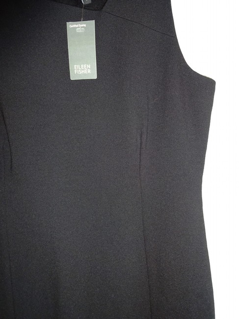 Eileen Fisher Stretch Fabric Comfy Dress