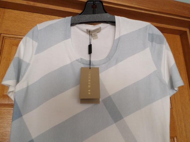 Burberry Brit Top white and blue