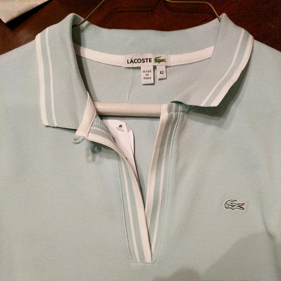 c89ac36cf Lacoste Polo Shirts Where Are They Made