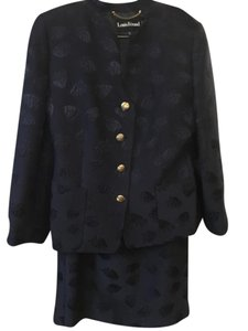 Louis Feraud Navy blue suit