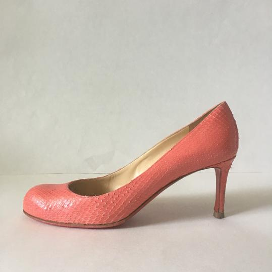 new arrival f2c81 09e48 Pink Simple 70mm Pumps