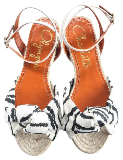 Preload https://item1.tradesy.com/images/charlotte-olympia-marina-animal-print-sandals-size-us-6-regular-m-b-21542075-0-2.jpg?width=440&height=440