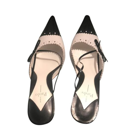 Preload https://img-static.tradesy.com/item/21542108/paolo-black-and-white-pointed-toe-heel-pumps-size-us-75-regular-m-b-0-1-540-540.jpg