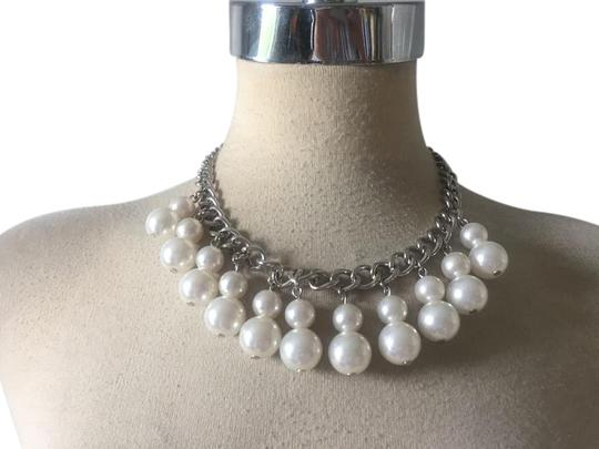 Preload https://item4.tradesy.com/images/anthropologie-silver-illusion-white-pearl-invisible-choker-multi-strand-necklace-21542113-0-1.jpg?width=440&height=440