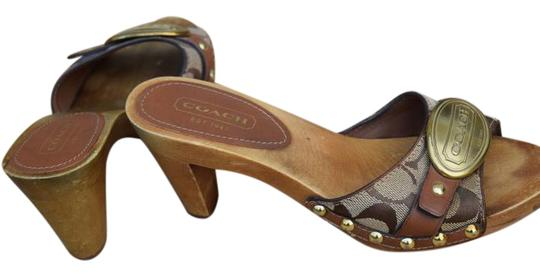 Preload https://item4.tradesy.com/images/coach-brown-sandals-size-us-6-regular-m-b-21542218-0-5.jpg?width=440&height=440