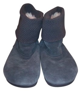 Façonnable Grey Boots