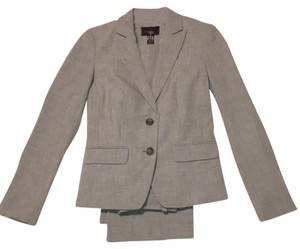Banana Republic Light gray martin fit for pant suit