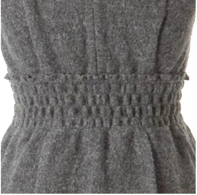 Anthropologie short dress Wool Aso Twilgiht Saga Pullover Styling Merino Super Classic Surplice on Tradesy