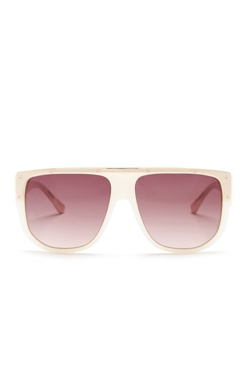 L.A.M.B. Full Rim Rectangle Sunglasses