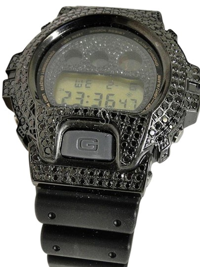 Preload https://img-static.tradesy.com/item/21542358/black-iced-out-6900-simulated-diamond-55-ct-watch-0-2-540-540.jpg