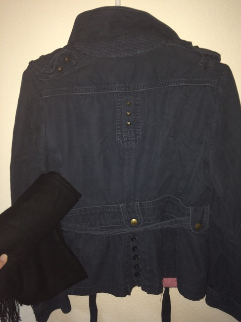 Marc by Marc Jacobs Faded Blue Jacket