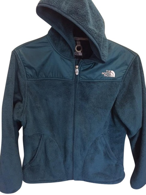 Preload https://item5.tradesy.com/images/the-north-face-teal-oso-hoodie-size-12-l-21542744-0-1.jpg?width=400&height=650