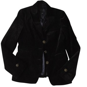 Banana Republic Black/Gold Blazer