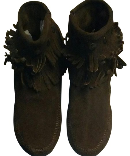 Preload https://item1.tradesy.com/images/minnetonka-brown-two-row-fringe-suede-bootsbooties-size-us-9-regular-m-b-21542870-0-1.jpg?width=440&height=440