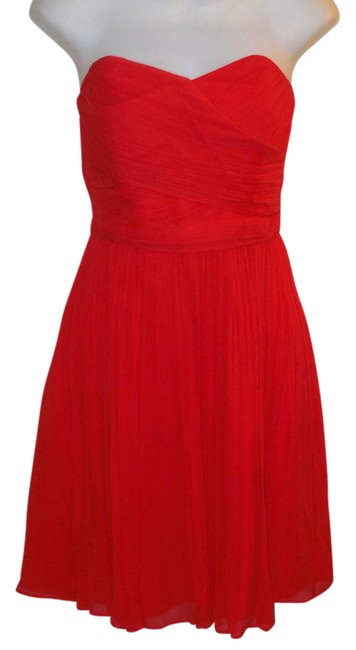 Preload https://item4.tradesy.com/images/jcrew-red-arabelle-silk-chiffon-short-cocktail-dress-size-2-xs-21542883-0-1.jpg?width=400&height=650