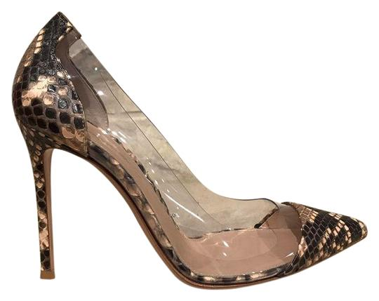 Preload https://item2.tradesy.com/images/gianvito-rossi-beige-plexi-python-plastic-clear-satin-38-pumps-size-us-8-regular-m-b-21542931-0-1.jpg?width=440&height=440