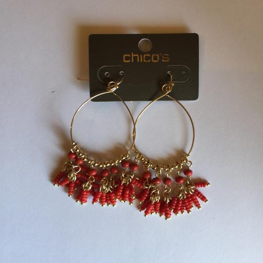 Chico's Fiona chandelier earring