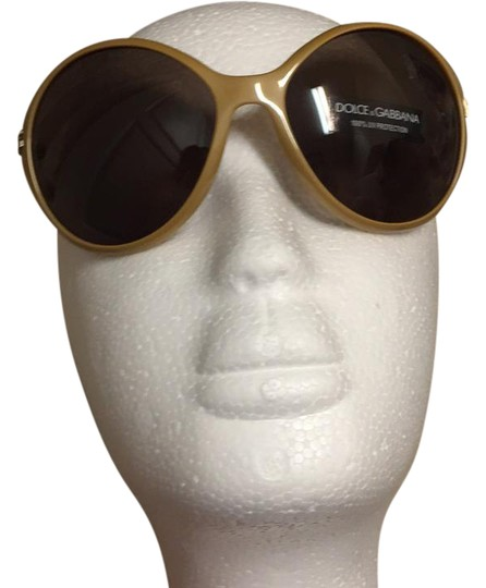 Preload https://item5.tradesy.com/images/dolce-and-gabbana-tan-dolce-and-gabbana-sunglasses-21543174-0-1.jpg?width=440&height=440