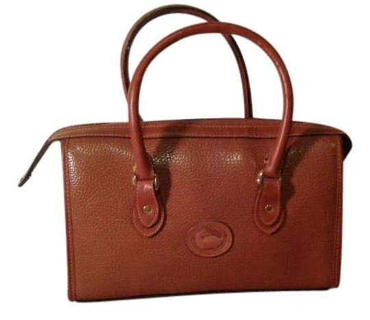 Preload https://item4.tradesy.com/images/dooney-and-bourke-chestnut-leather-satchel-21543193-0-1.jpg?width=440&height=440