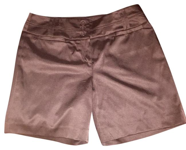 Preload https://img-static.tradesy.com/item/21543433/new-directions-chocolate-brown-dress-shorts-size-8-m-29-30-0-1-650-650.jpg