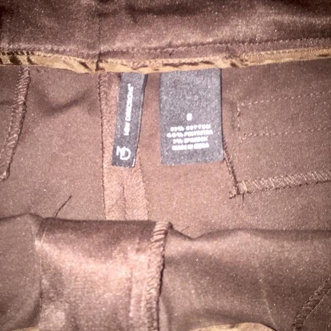 New Directions Dress Shorts Chocolate Brown