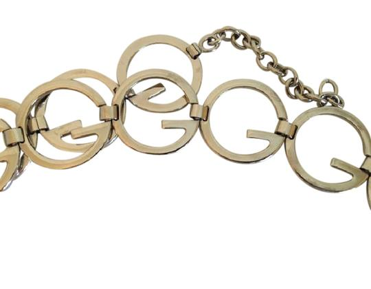 Preload https://item4.tradesy.com/images/gucci-silver-chain-link-belt-21543533-0-1.jpg?width=440&height=440