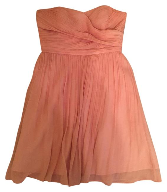 Preload https://item4.tradesy.com/images/jcrew-pink-silk-chiffon-strapless-short-cocktail-dress-size-8-m-21543588-0-1.jpg?width=400&height=650